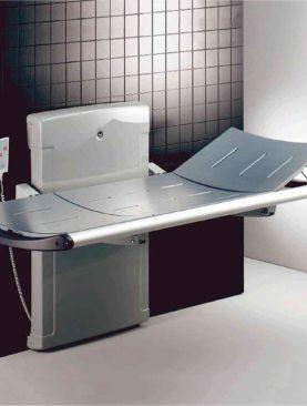 Pressalit 3000 Ošetřovatelské/převlékací/sprchovací lehátko