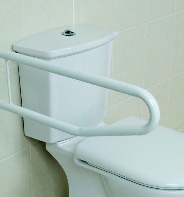 Podpůrná madla k WC
