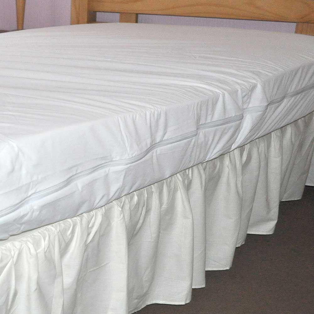 Voděodolná ochrana matrace  - se zipem